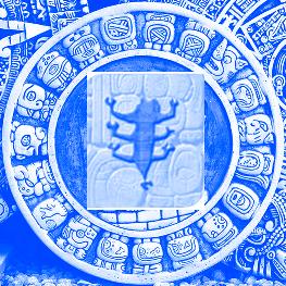 знак скорпиона майя